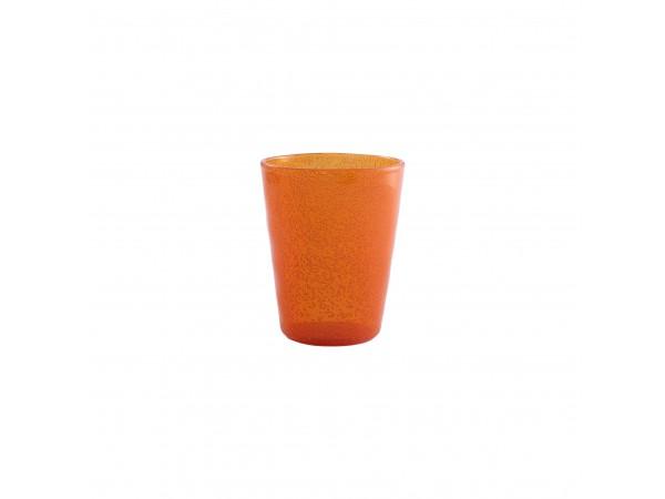 Glass - Orange