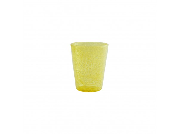 Glass - Yellow Transparent