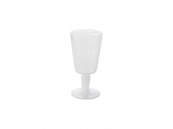 Goblet - White Transparent