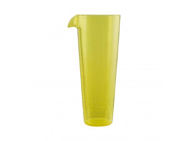 Jug - Yellow Transparent